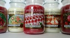 Yankee Candle Festive Scents 22oz Large Jar You Choose Scent New