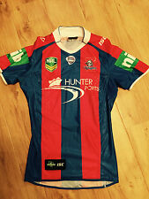 Newcastle Knights 2013 NRL Home Players Jersey