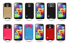 TPU Hybrid Rubber Hard and Soft Shockproof Armor Cell Phone Protector Case Cover
