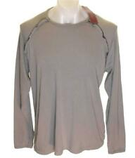 Bnwt Men's French Connection Long Sleeved T Shirt Top Grey New Fcuk