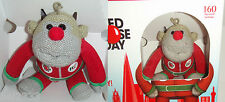 RED NOSE DAY 2015 CLIMBING MONKEY Soft Toy PG Tips 160 Teabags BNIB Chimp Beanie