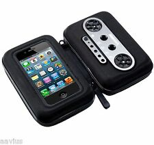 iMainGo X Portable Powered Protective Travel Speaker Case for iPod iPhone 4S MP3