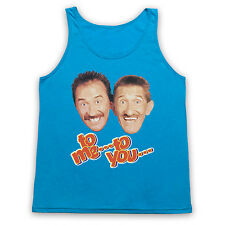 TO ME TO YOU UNOFFICIAL TANK TOP VEST THE CHUCKLE BROTHERS SLEEVELESS T SHIRT