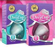 Diva Cup NEW Menstrual Solution - DivaCup Intima - 2 Sizes MSRP $39.99 - 20 OFF
