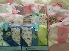 """NEW 3 Pack Baby Kiss Hooded Towels 26"""" x 30"""" * FREE SHIPPING *"""