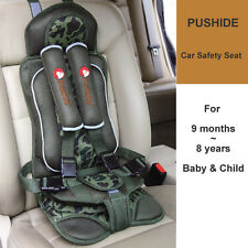 Safety Portable Child Baby Car Safety Seats From 9 Months to 8 years