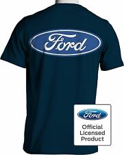 Ford Blue Oval T Shirt Ford Motor Company Shirts Mens Small to 4XL Big and Tall