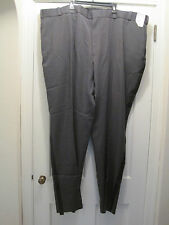 NWT Horace Small Gray Striped Security Uniform Pants sizes 28R 54R 56R 58R
