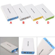 50000mAh Emergency Mobile Power Bank External Battery Charger Pack For iPhone