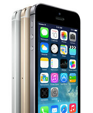 NEW APPLE IPHONE 5S FACTORY UNLOCKED GSM 16GB 32GB 64GB GRAY GOLD SILVER