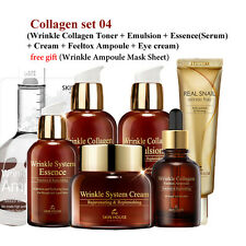Anti aging Wrinkle COLLAGEN SET  Nutrition & Replenishing Korean The Skin House