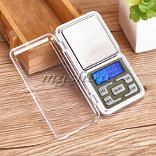 500g x 0.01g 0.1g Mini Digital Pocket Jewelry Scale / Calibration Weights WFEU