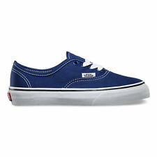 VANS Kids boys and girls shoes twilight blue authentic BNWT