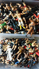 WWE FIGURES FROM CLASSIC SUPERSTAR & LEGENDS POSTAGE 1-8 JUST £2.80 P&P 41