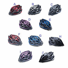 New Moon Road Cycling Bike Bicycle Safety Helmet with Visor Size M,L!