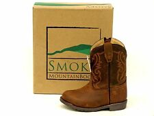 Hopalong (Side Zipper)Toddler/ Infant ~Smoky Mountain Boots~3234T cowboy cowgirl