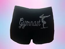 girls gymnastics shorts