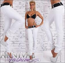 NEW BELT + WOMEN'S JEANS XS S M L XL shop online SKINNY DENIM PANTS for ladies