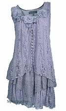 Pretty Angel Clothing Norma Tunic In Lavender *62520PU