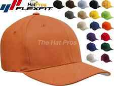 New Premium Flexfit Fitted Hat Wool Blend Baseball Cap 6477 All Colors/Sizes