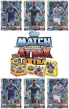Match Attax Extra 2015 Trading Cards (Hat-Trick Hero) HH1-HH3