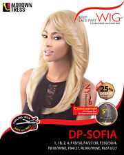 Motown Tress Deep Part Lace Front Wig - DP. Sofia