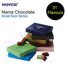 "Royce` Nama Chocolate ""Airport Limited Product"" 9pcs 31Flavors Choice!! Matcha"