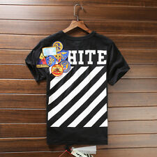 Off White C/O Virgil Abloh Pyrex Vision  military  patch t-shirt