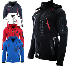 Geographical Norway Outdoor Men's Softshell jacket Functional Rain sports