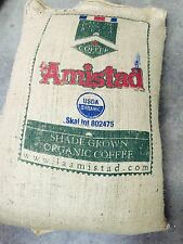 ORGANIC Costa Rica Finca Amistad Unroasted Green Coffee Beans WASHED up to 20 lb