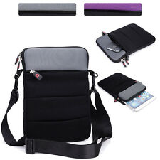 KroO NDR2-8 10 in Convertible Protective Tablet Sleeve and Shoulder Bag Cover