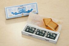 "Shiroi Koibito Langue de chat cookie ""White chocolate"" 9pieces(1Box)  F/S"