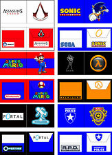 Custom Duct Duck Tape Wallet Video Game Themed Customized ANYTHING you want