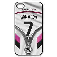 jacket real madrid cr7 ronaldo for iphone Samsung Galaxy Case 4s 5s 6 S3 S4 S5