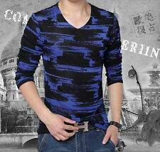 Men T Shirt Grenadine Breathable V Neck Mens T Shirts Mesh Fabric Front Tops