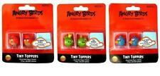 Angry Birds 3 Pack Pencil Pen Toppers School Stationery Set Brand New Gift