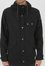 Supremebeing Heckler Mens Black Jacket  Various Sizes  RRP £135