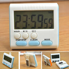 Kitchen Cooking Timer Mini LCD Digital Magnetic Alarm Count-Down Up Clock F1R