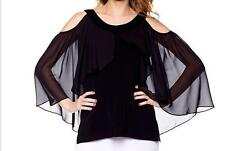 Women's Summer Wedding evening party cocktail Church tunic top blouse plus 2X