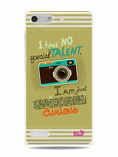 GRÜV Case Cover Inspirational Quote for Huawei Devices