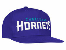 Charlotte Hornets adidas Release Snapback Cap (Purple) NWT