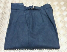 Genuine British WRAF Royal Air Force Womans No1 Officers Dress Trousers / Slacks