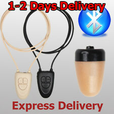 New Ear Piece Bug Device Spy Mini Gadget Covert Mobile Invisible Phone Wireless