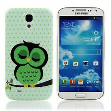 Cases Apple HTC LG Sony Samsung Cover Case Wallet Hard Tree Owl Green