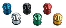 KCNC HBC01 Bar End Plugs Caps Alloy ROAD BIKE 1 Pair Six Colors