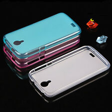 Flexible Soft TPU Pudding Back Skin Case Cover For Lenovo Cell Phone Accessories