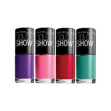 Maybelline Color Show Nail Lacquer / Polish ** Choose Your Shade ** 7ml