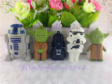 New 4GB-32GB Star Wars Cartoon Model USB2.0 Flash Memory stick Pen Drive U disk
