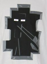Boys Minecraft Enderman Inside T-shirt S M  L XL Officially Licensed  Mojang