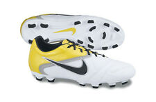 Nike CTR 360 Libretto FG 2011 Soccer SHOES Brand New White / Yellow